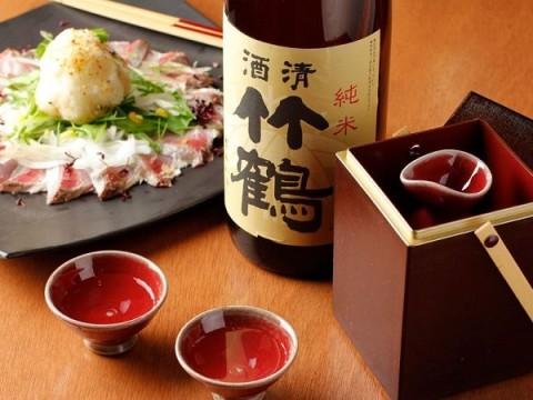 プレミアムな日本酒が時間無制限で飲み放題、神楽坂にある東京酒BAL「塩梅」にて来年2月まで!