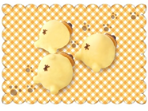 ポムポムプリンのおしりケーキがポムポムプリン20thアニバーサリーイベントにやってくる!