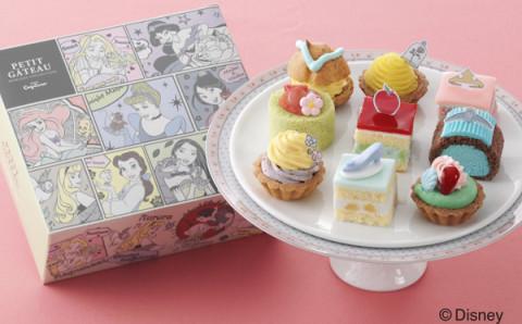 これはカワイイ♡「ディズニー・プリンセス」のひなまつり限定ケーキがあの洋菓子店から発売