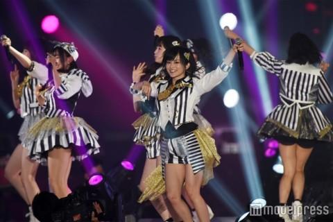 NMB48、本拠地でハイテンションパフォーマンス 観客熱狂の渦に<関コレ2016S/S>