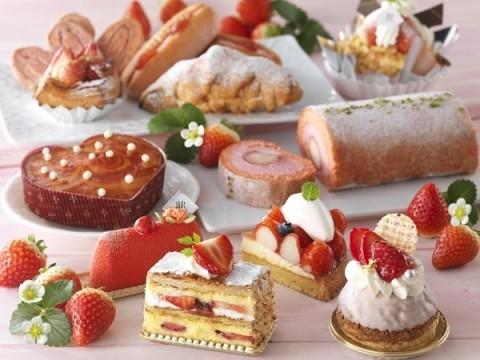 イチゴは大阪がアツい!大阪のホテルで楽しむ「ストロベリー」