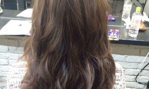 山田優さんも紹介していた!!!! 髪にも肌にも優しい『Hカラー』が今大注目ヘアカラー♡