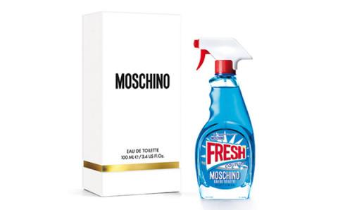 洗剤みたいなボトルが斬新!モスキーノの新作フレグランス