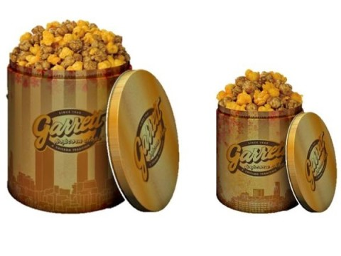 ギャレット ポップコーン ショップス®に日本初の地域限定デザイン缶「NAGOYA Gold缶」が登場!