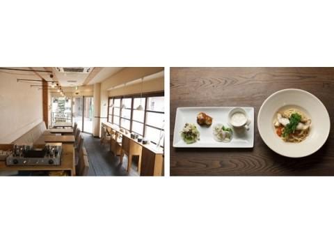 """""""ハラハチ""""でも大満足!都内のカフェ3店舗で腹八分目を体感できるダイエットメニューを展開中"""