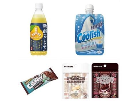 【コンビニ新商品】5/2~5/6に発売された新商品は?爽快感たっぷり「クランキー アイスバー チョコチップミント」ほか3商品
