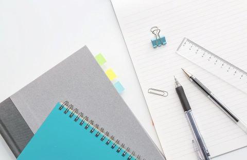 まずは形から入っちゃお♪お気に入り文房具で勉強効率UP!