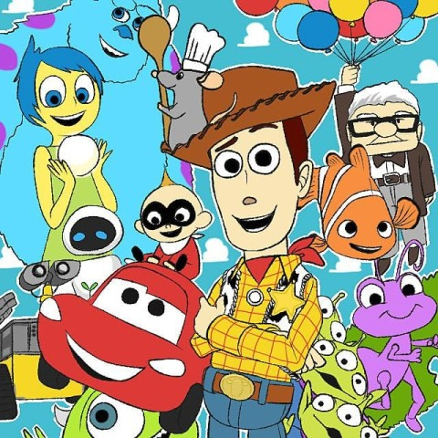 大人から子どもまで楽しめる!歴代ピクサー映画のおすすめランキング