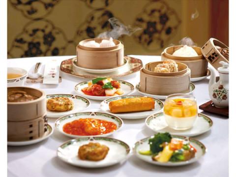 土曜日が待ち遠しくなる♪50種類からオーダーで楽しめるホテル飲茶の豪華食べ放題ランチはいかが?
