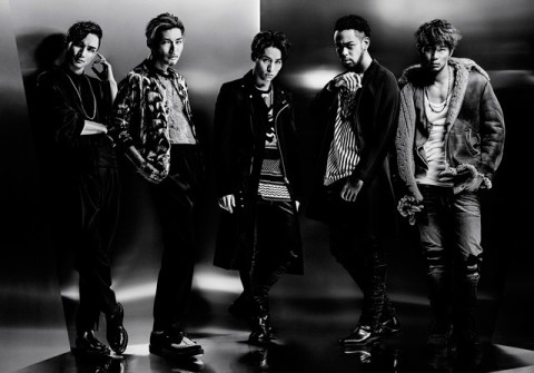 EXILE THE SECONDが覚醒!2年ぶり新作から三部作幕開け