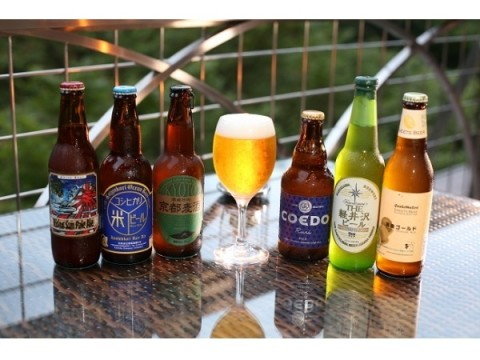ライトアップされた八芳園の緑を眺めつつ、クラフトビールやモヒートを飲み放題で♡この夏最高の贅沢ビアテラスはいかが?