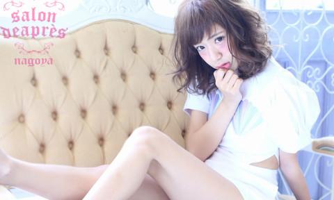 夏は爽やかヘアが絶対モテる♡♡超万能!涼しげミディアムスタイル&アレンジ集☆