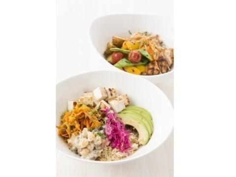 NY発祥のレストラン「サラベス」の逆輸入丼がオシャレでヘルシー♪ ぜひ一度食べてみたい、新作ボウルメニュー2種!