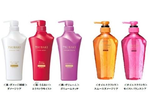 資生堂TSUBAKIで「髪から色気」をまとう秋♡ からみ&うねり対応のオイルシャンプーも新登場!