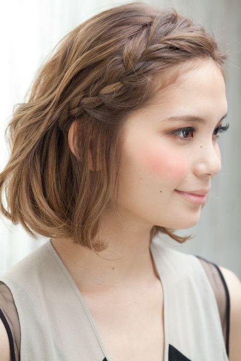 まとめ髪のレパートリーを増やしたい!○○ブレイドアレンジ集