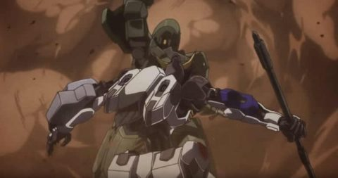 『 機動戦士ガンダム 鉄血のオルフェンズ 』第1話(第26話)【感想コラム】