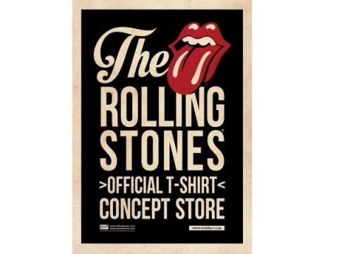 博多マルイに期間限定「The Rolling Stones」ショップ