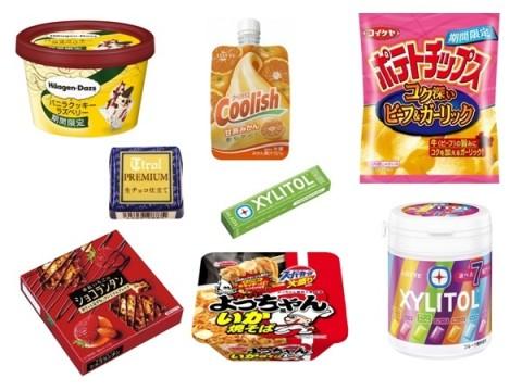 【コンビニ新商品】10/17~21に発売された新商品は?