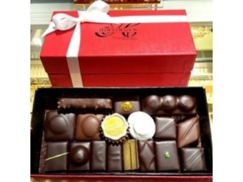 バレンタインはフランス人間国宝が作るショコラで!