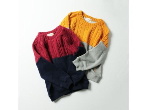 小児がん支援もできる!「ikka kids」秋冬ファッション