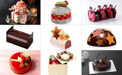 今年はちょっと贅沢に…♡オトナのためのオシャレなクリスマスケーキ8選