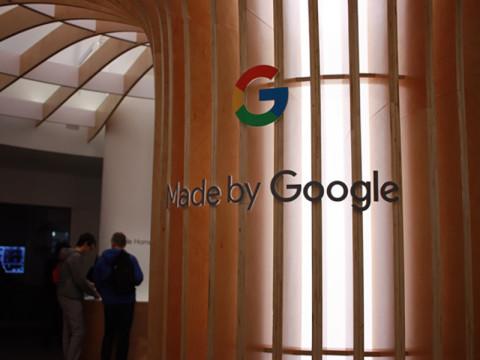 Googleポップアップストア。東京もNYもテックフレンドリーが進んでる