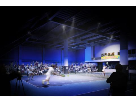 伊達公子も登場!テニス、音楽、フードのフェス今週末開催