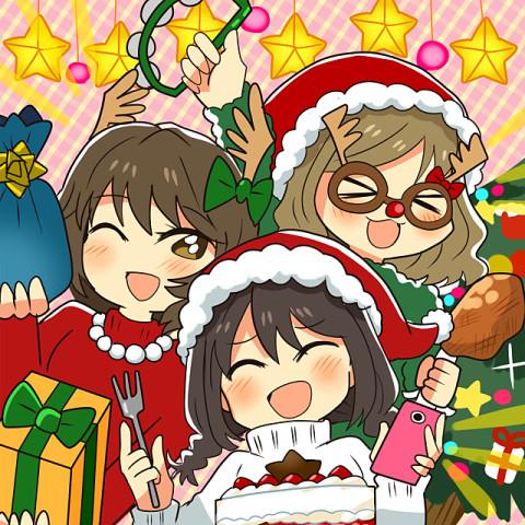 もうすぐクリスマス…友達と楽しくホームパーティーしたい!