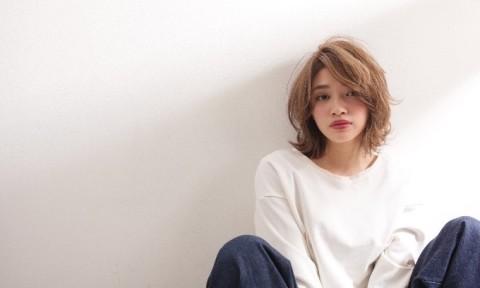 【2017ver.】再燃ブレイク中な『ミディアムヘア』をイマドキに似合わせる♡
