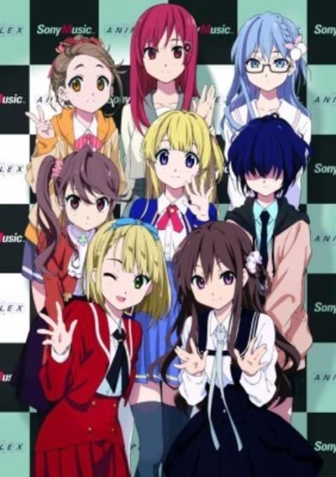 秋元康氏プロデュースのデジタルアイドル、グループ名が「22/7」に決定。新たなビジュアルも公開