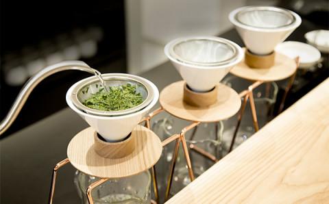 ハンドドリップの緑茶を楽しめる日本茶専門店がオープン!飲み比べメニューも
