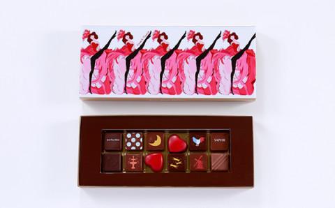 ボワットゥ-ショコラ-12個入-カンカン