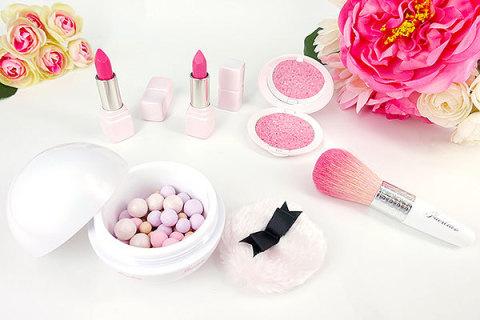 ピンクのパッケージにキュン♡「ゲラン」メテオリット30周年記念コレクションがかわいすぎる