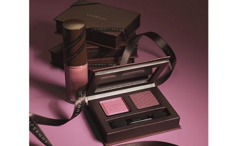 ルナソルからバレンタイン限定コレクションが登場!ショコラのようなコスメで魅惑の目元&唇を演出