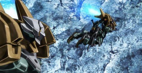 『 機動戦士ガンダム 鉄血のオルフェンズ 』2期 第15話(第40話)「燃ゆる太陽に照らされて」