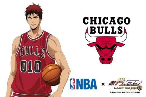『黒子のバスケ』がアメリカのプロバスケットボールリーグ『NBA』とのコラボが決定