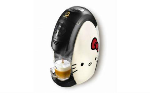 おうちカフェ派にオススメ「ネスカフェ バリスタ」にハローキティモデルが数量限定で登場♡