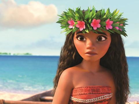 直帰したくない夜に観たい。ディズニー最新作『モアナと伝説の海』の試写会プレゼント