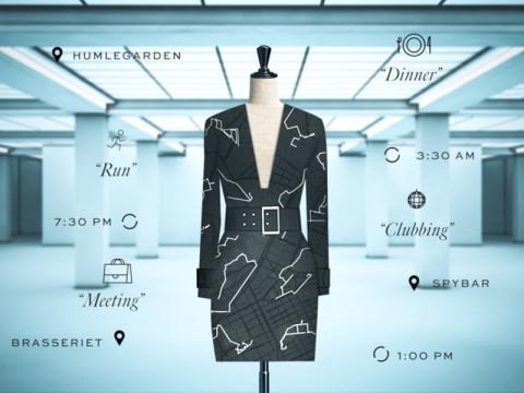 もうコーディネートはGoogleが決めてくれる。毎日の行動がそのままデザインされた自分だけの服。値段もまあ買えそう