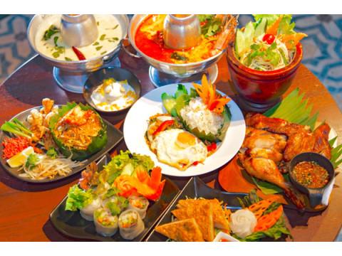 渋谷でタイへのショートトリップ!? 本格タイ料理がオープン