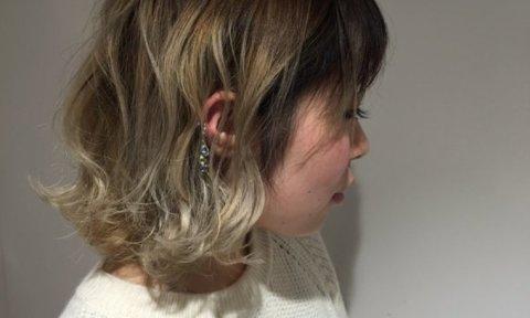 もうすぐ新生活の始まる季節!ハイトーンカラーで冬の重たい髪色からのイメチェンに挑戦♡