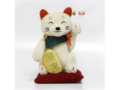 """2013年に完売の人気""""招き猫""""が独シュタイフ社から復活!"""