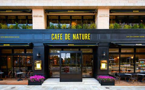 パリのカフェにいるみたい♪粋な大人が集う「カフェ ド ナチュール」が外苑前にオープン