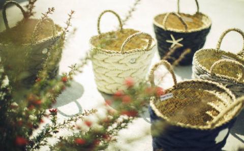 作り手の思いにほっこり♡東北のおばあちゃん&お母さんが作る「手編みバッグ」がオシャレ!