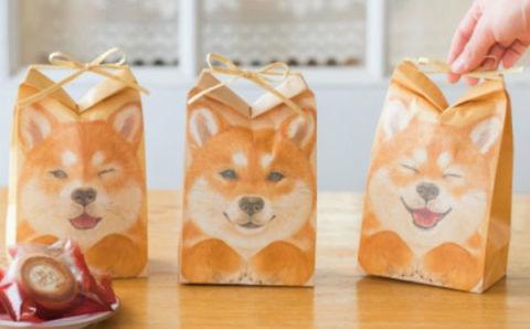 かわいすぎる柴犬にキュン♡笑顔も一緒に届けられるフェリシモの「おすそわけ袋」がステキ♪