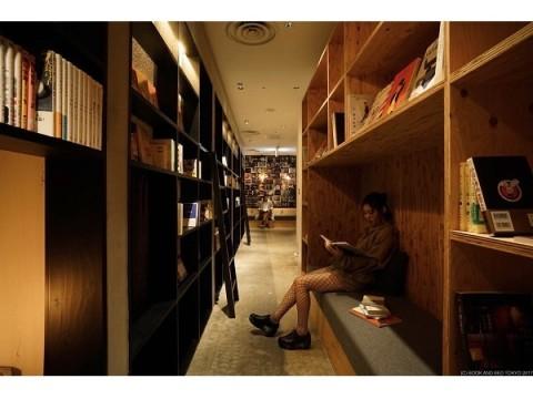 福岡PARCOに泊まれる本屋進出!人気のパジャマレンタルも