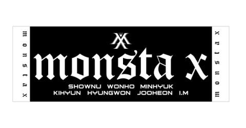 MONSTA X_スポーツタオルfix