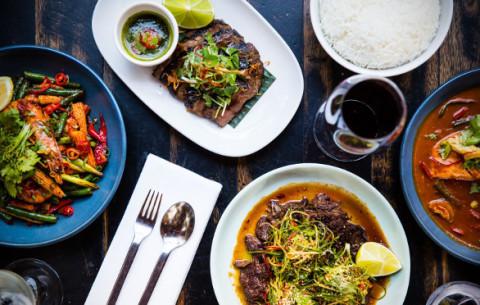 恵比寿にオーストラリアで人気のモダン・タイ・レストラン「ロングレイン」が今夏オープン!