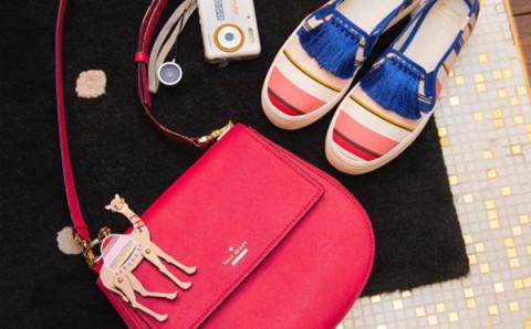 堀田茜がロンハーで着用♡ケイト・スペードの春夏コレクションがかわいすぎ♪