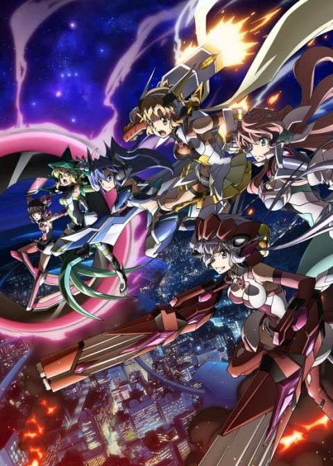 2017年7月放送のTVアニメ『 戦姫絶唱シンフォギア AXZ 』の新キービジュアルと追加キャストが公開